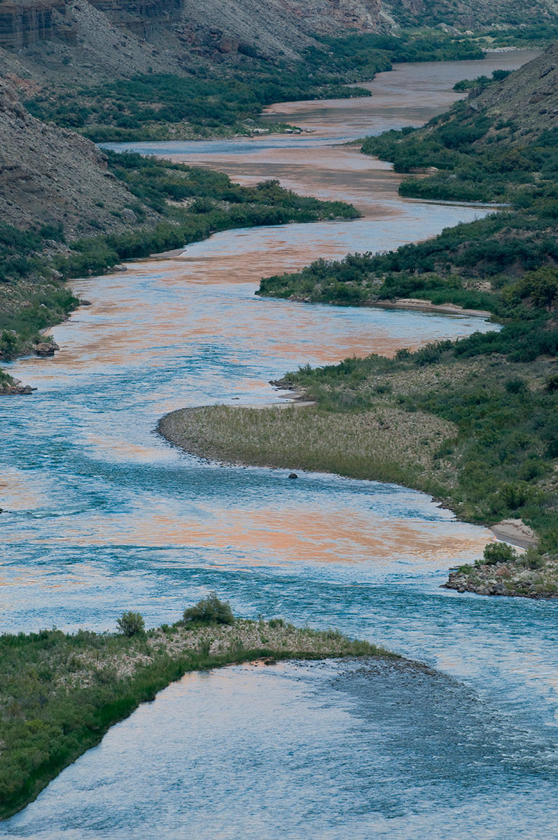 American nile saving the colorado national geographic picture of the colorado river winding through several national parks and numerous canyons including the biocorpaavc Image collections