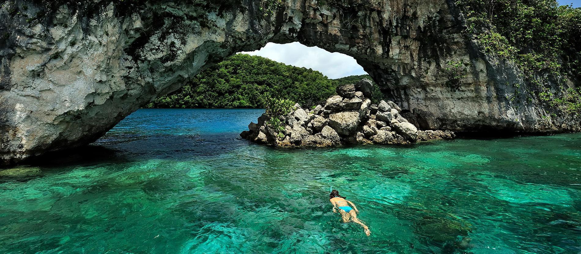 Palau Snorkeling Tour Kayaking Palau Trips 2021 National Geographic Expeditions