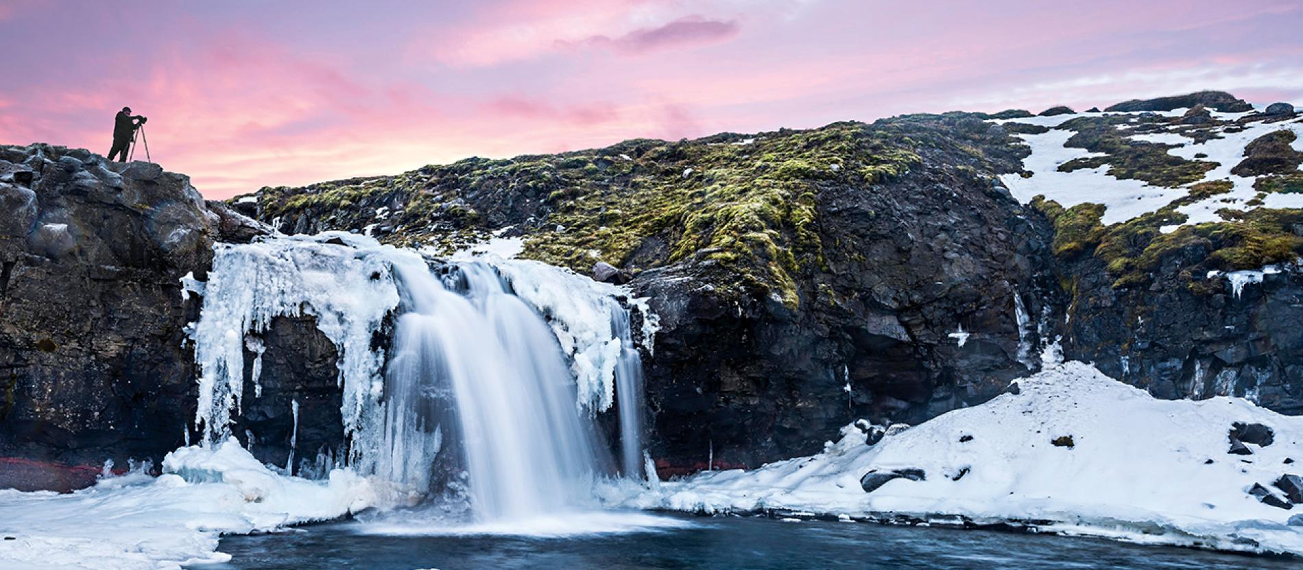 Iceland Winter Hiking Amp Snowshoeing Adventure Tour