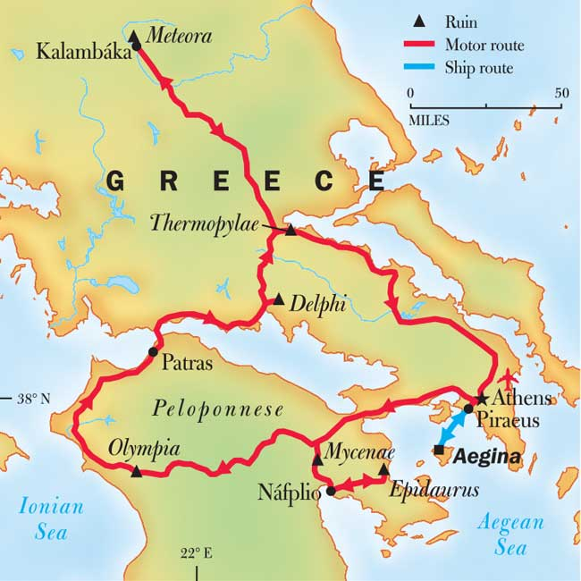 Ancient Greece Tours Greek History Tours National Geographic
