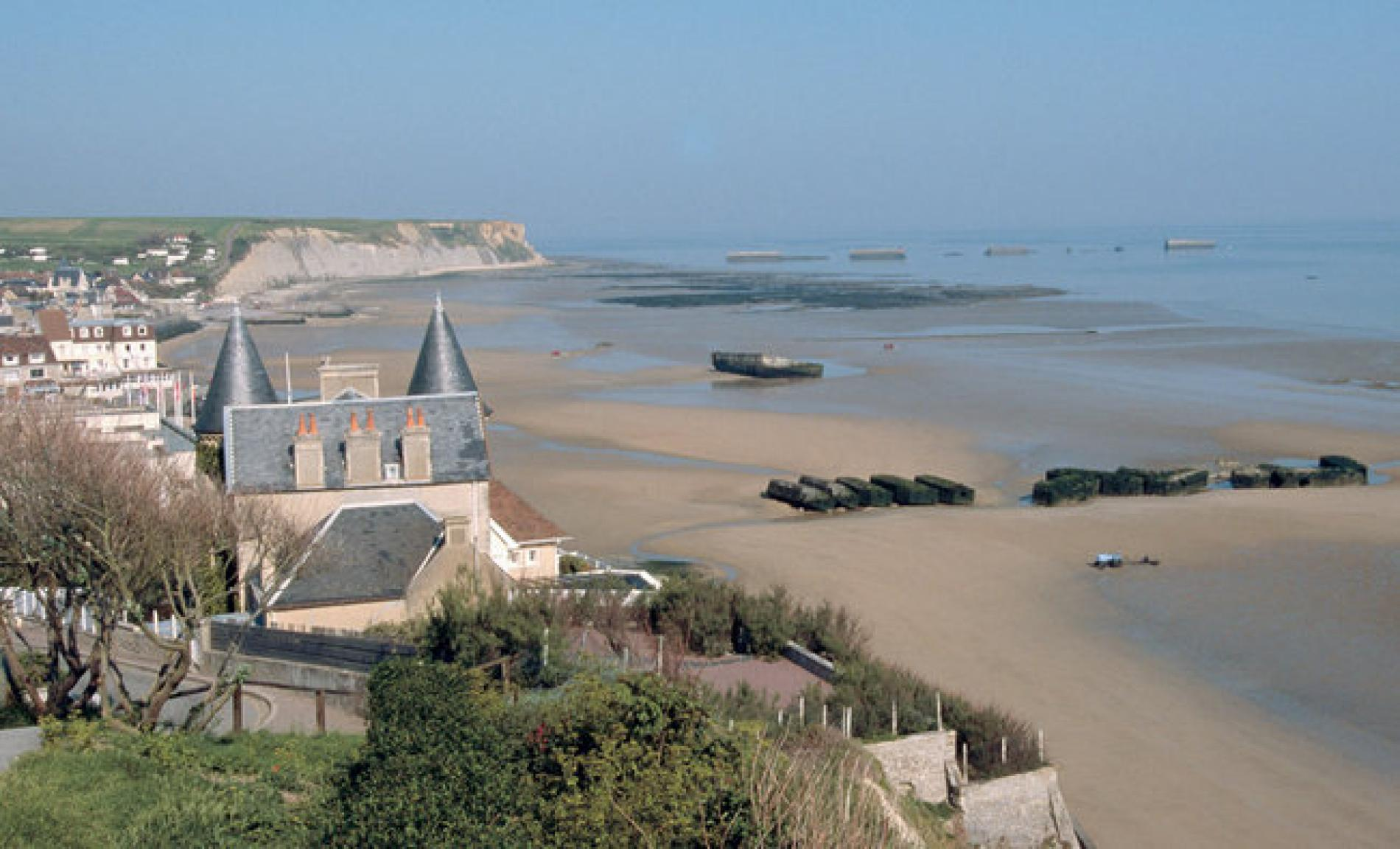 London To Normandy Beaches Tour 2020