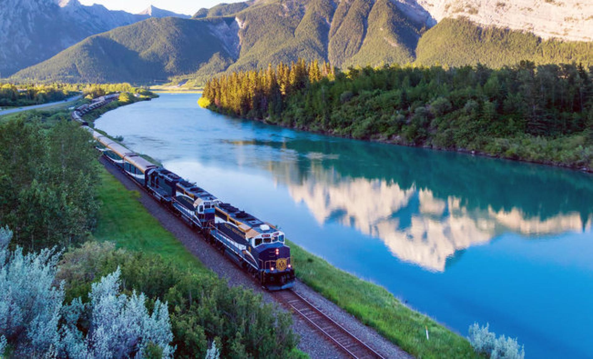 Image result for canadian Pacific in the rockies