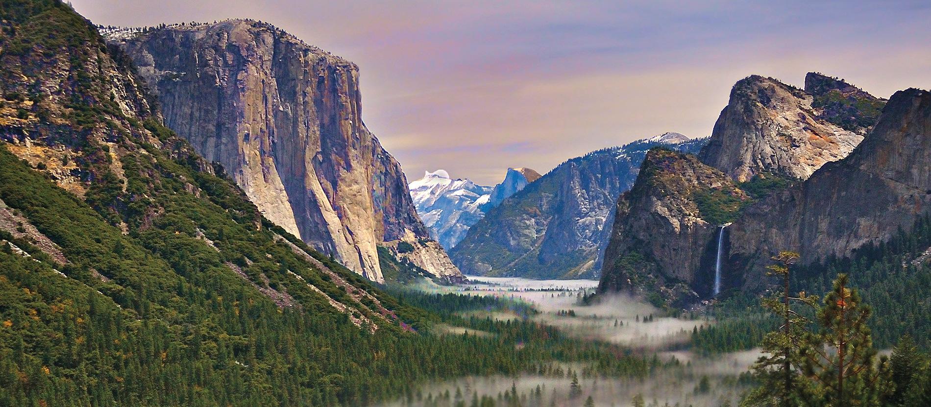 Yosemite Private Tours Yosemite Guided Hiking Tours