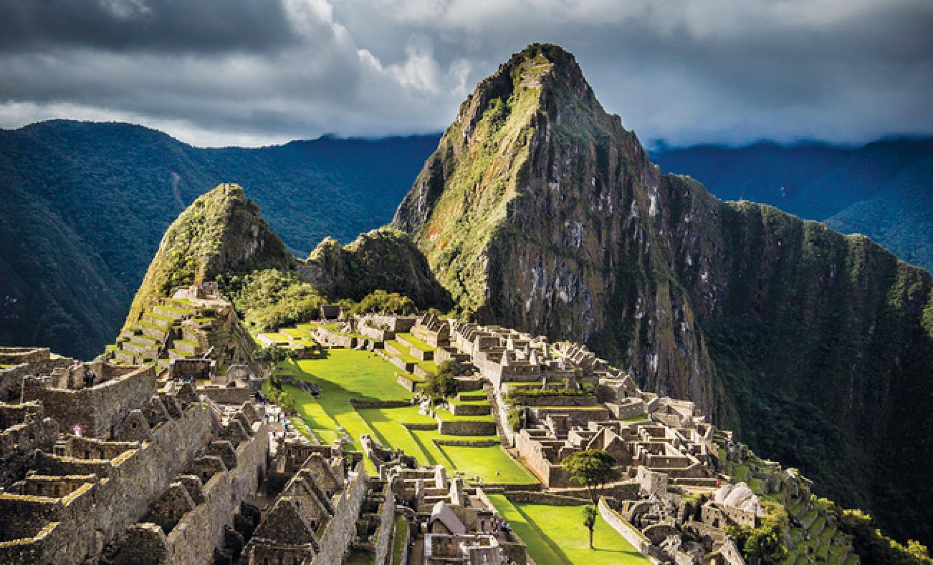 Image result for Real Machu Picchu (Peru)  pics