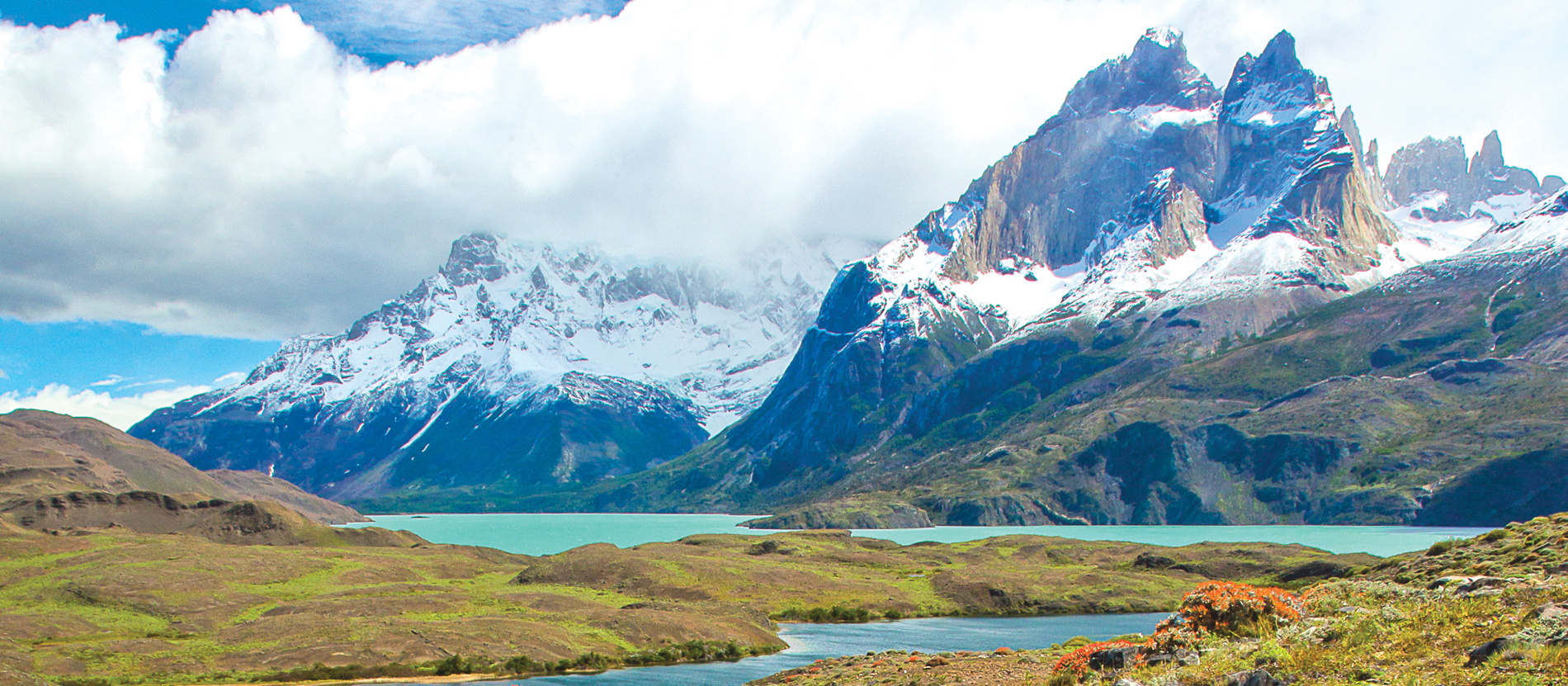 Patagonia South America >> Patagonia Hiking Trip Trekking Tour 2019 National