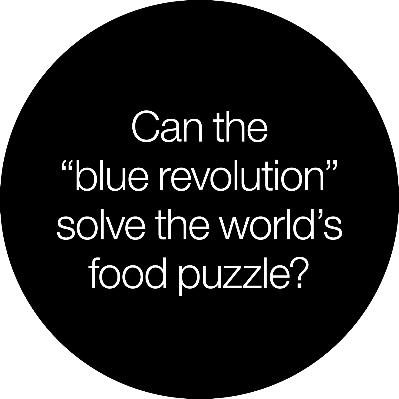 "blue revolution Discussion questions blue revolution: unmaking america's water crisis by cynthia barnett chapter 1: the illusion of water abundance do you think the united states is in a water ""crisis,"" when it has so much freshwater."