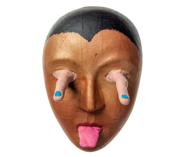 Death Mask Art Project