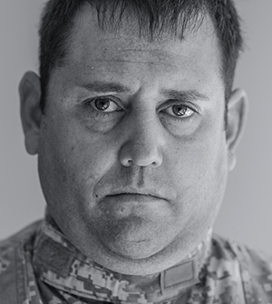 Picture of Army Staff Sgt. Perry Hopman