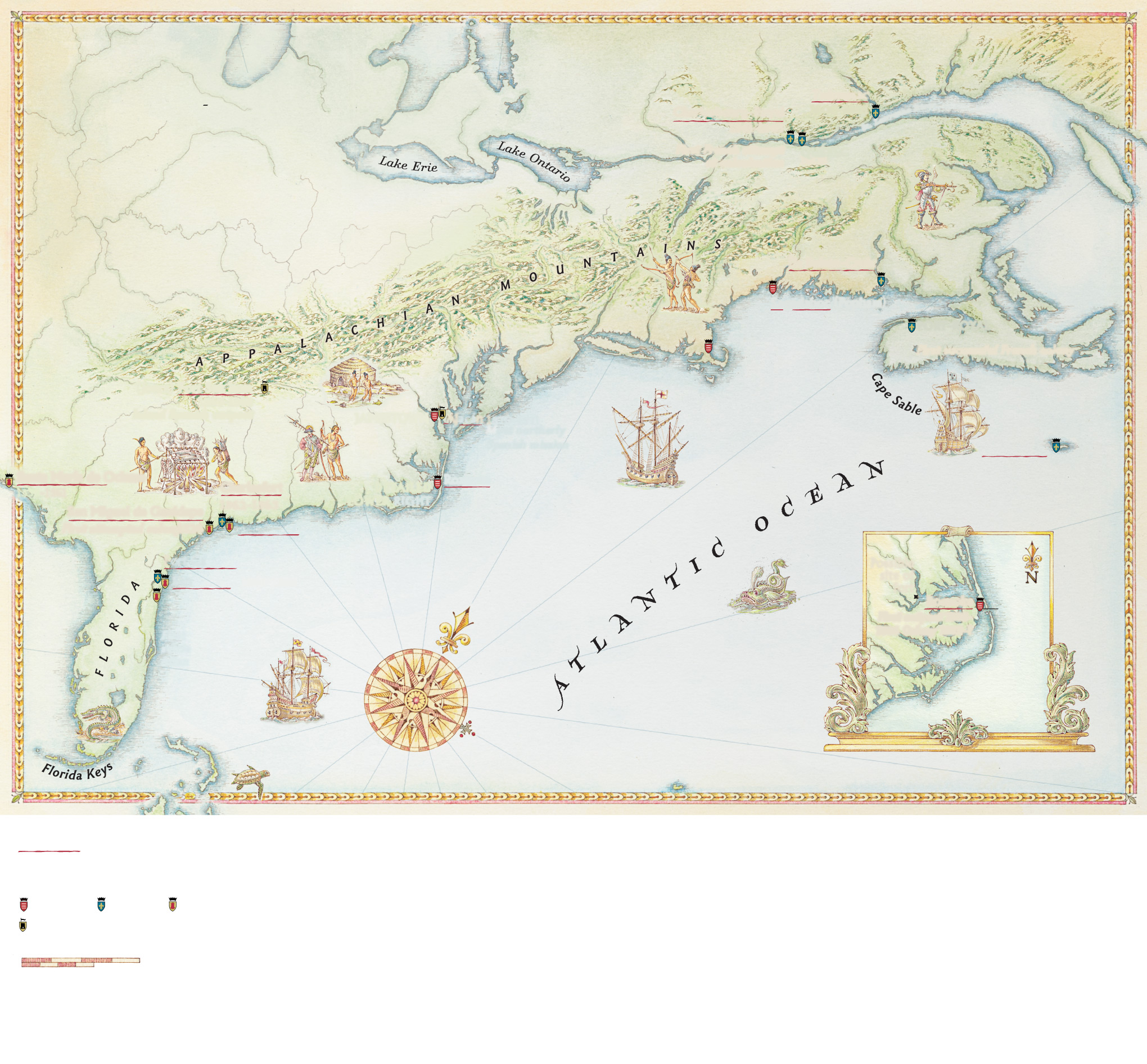 Roanoke Wasn't America's Only Lost Colony on guadalajara mexico map, puerto rico mexico map, salamanca mexico map, santa ana mexico map, cofradia mexico map, la union mexico map, las palmas mexico map, el golfo mexico map, santa rosa mexico map, socorro mexico map, sahagun mexico map, rosario mexico map, santa rita mexico map, santiago mexico map, zaragoza mexico map, santa lucia mexico map, carmen mexico map, cordoba mexico map, victoria mexico map, cortes mexico map,