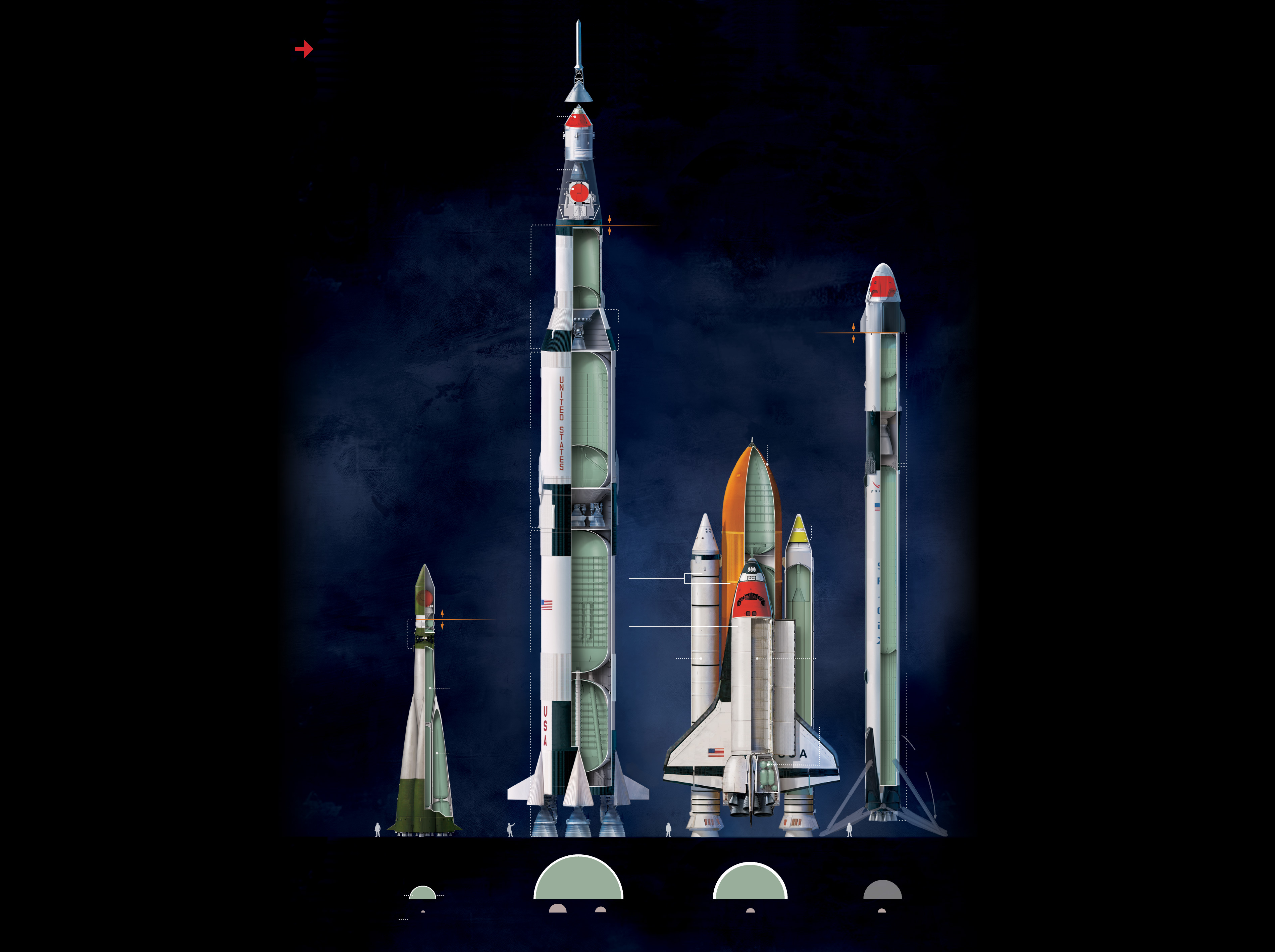 Apollo 11 moon landing 50th anniversary, we look to the ...