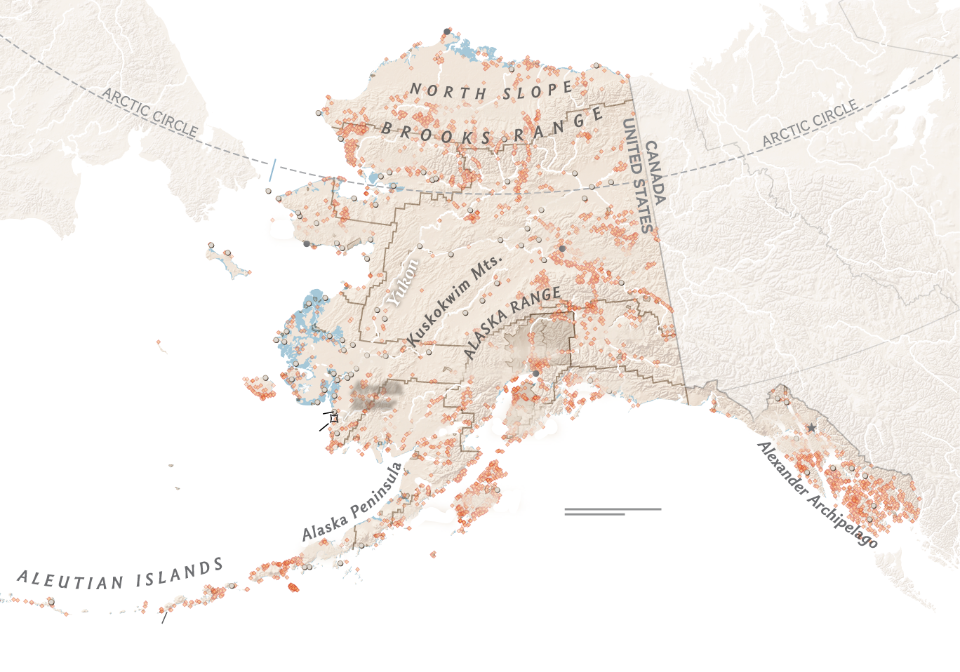 Alaska's Thaw Reveals—and Threatens—a Culture's Artifacts on
