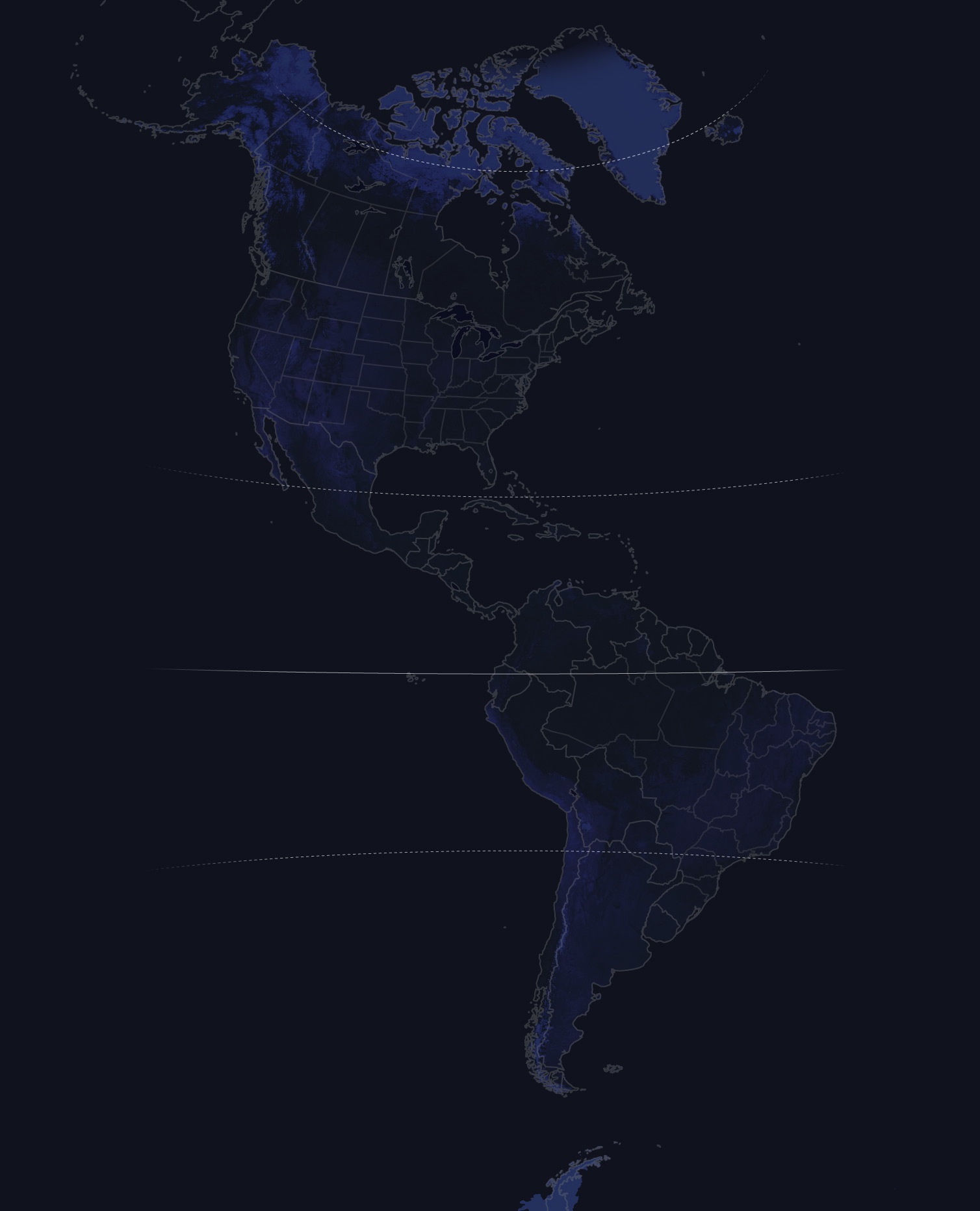 Interactive Map: See How Birds Migrate Throughout the Western Hemisphere