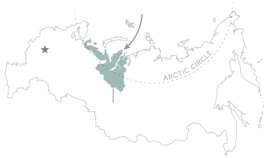 They Migrate 800 Miles a Year. Now It's Getting Tougher. on yakutsk siberia map, kamchatka peninsula map, novosibirsk siberia map, russia siberia map, omsk siberia map, kola peninsula map, lake baikal siberia map, western siberia map,