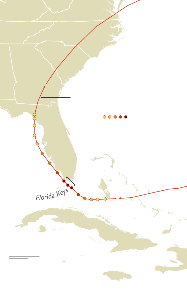 The True Story Of The 1935 Labor Day Hurricane That Hit The Florida Keys