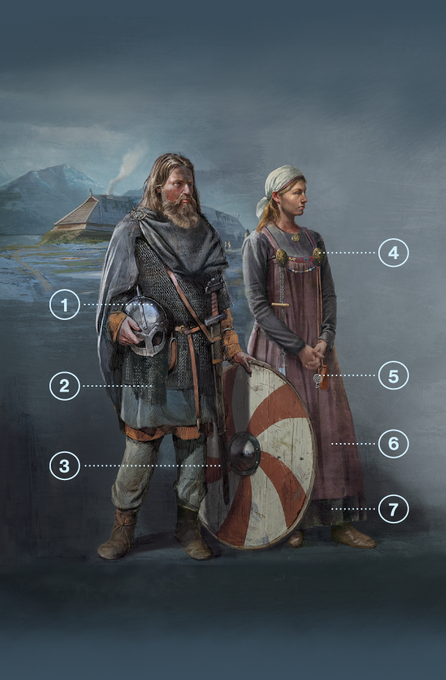 The Realm Of The Vikings