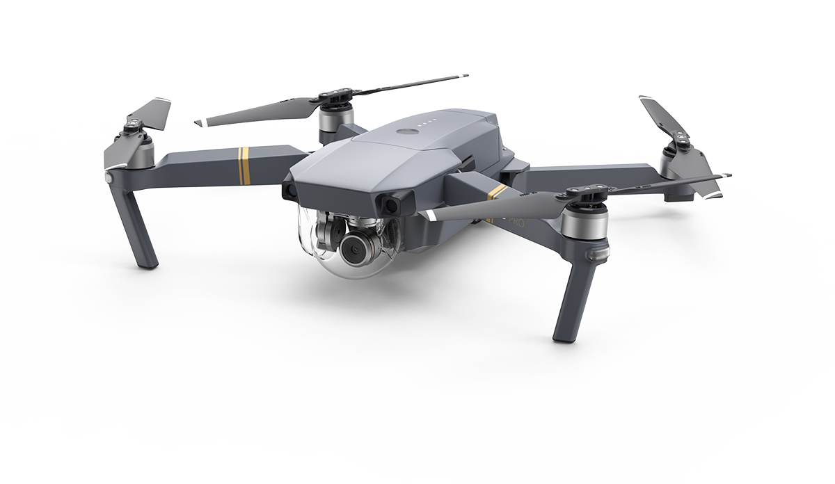 Learn More About The Mavic Pro