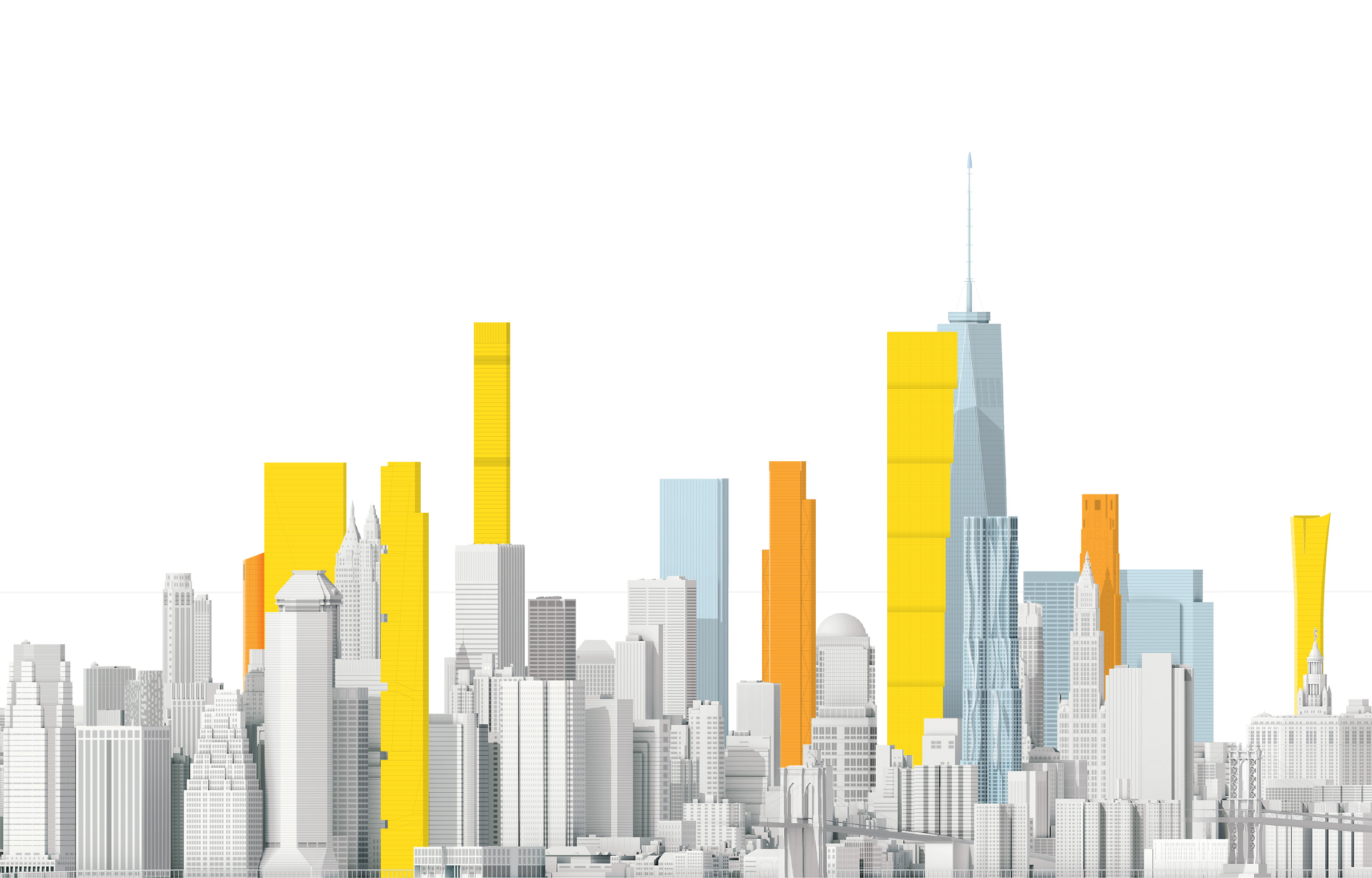 The New New York Skyline