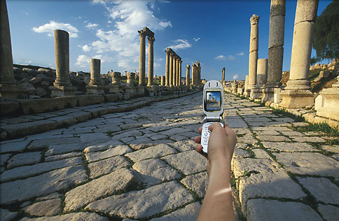 Enter the Mobile World Cell Phone Photo Contest @ National