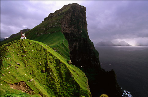 Photo: Kalsoy of the Faroe Islands
